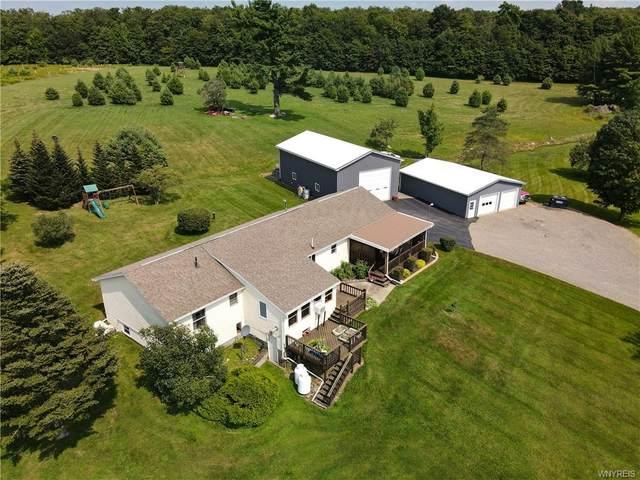 9440 Laidlaw Road, Farmersville, NY 14737 (MLS #B1359494) :: Serota Real Estate LLC