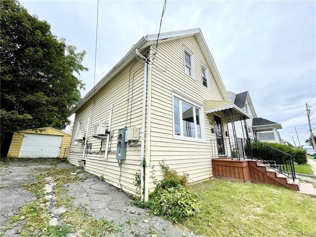 250 Grape Street, Buffalo, NY 14204 (MLS #B1359576) :: BridgeView Real Estate