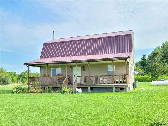 4767 Klein Road, Allen, NY 14735 (MLS #B1360098) :: BridgeView Real Estate
