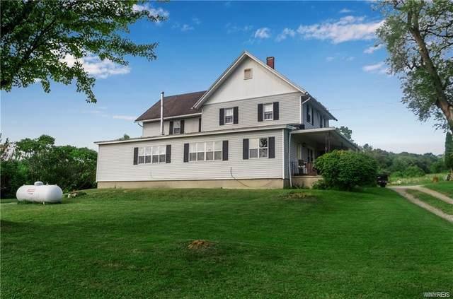 4150 Lefort Road, Java, NY 14145 (MLS #B1360156) :: BridgeView Real Estate