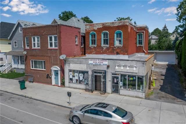 241 Niagara Street, Buffalo, NY 14201 (MLS #B1360170) :: TLC Real Estate LLC