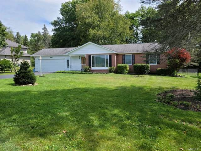 6658 Holiday Drive, Boston, NY 14025 (MLS #B1360447) :: BridgeView Real Estate
