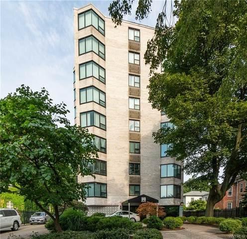 849 Delaware Avenue #106, Buffalo, NY 14209 (MLS #B1360504) :: TLC Real Estate LLC