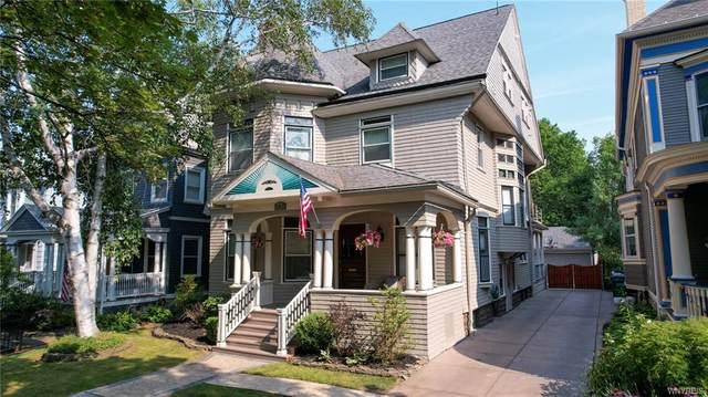163 Highland Avenue, Buffalo, NY 14222 (MLS #B1360615) :: BridgeView Real Estate