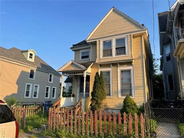 89 Riley Street, Buffalo, NY 14209 (MLS #B1360755) :: BridgeView Real Estate