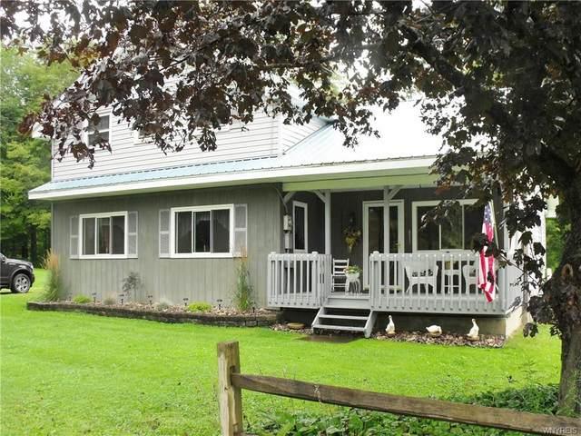 10034 Leon Road, New Albion, NY 14719 (MLS #B1361016) :: BridgeView Real Estate