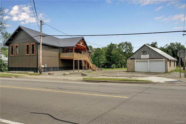 11460 Route 98 Street, Freedom, NY 14009 (MLS #B1361131) :: Robert PiazzaPalotto Sold Team