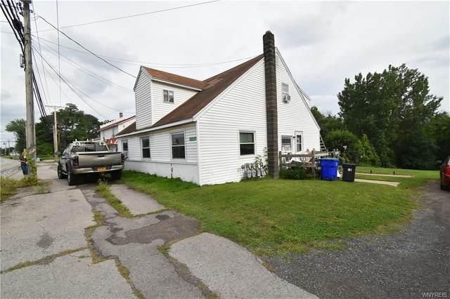 11324 Ridge Road, Ridgeway, NY 14103 (MLS #B1361151) :: Serota Real Estate LLC