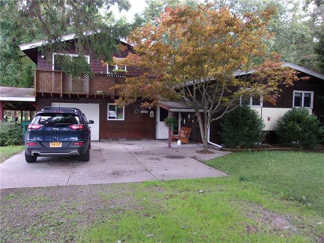 13089 Genesee Road, Sardinia, NY 14030 (MLS #B1361306) :: Serota Real Estate LLC