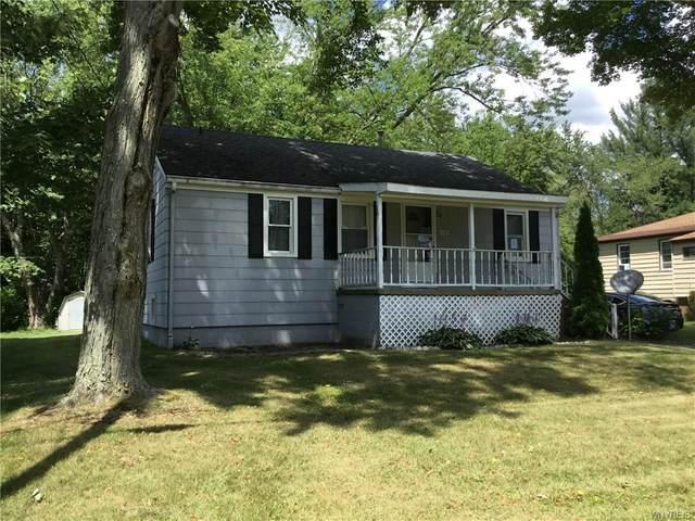 2568 Sunset Drive, Eden, NY 14057 (MLS #B1361307) :: BridgeView Real Estate