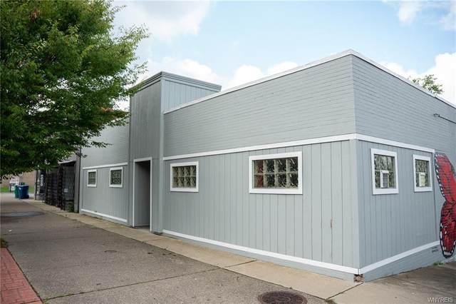 2464 Main Street Street, Buffalo, NY 14214 (MLS #B1361383) :: BridgeView Real Estate