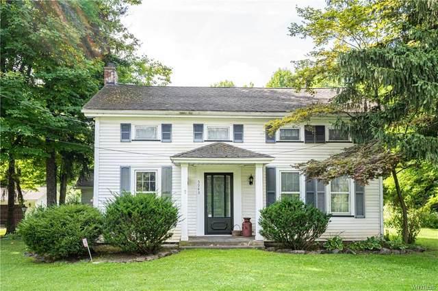 5943 Genesee Street, Lancaster, NY 14086 (MLS #B1361702) :: BridgeView Real Estate