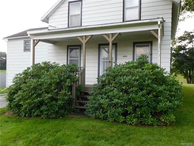 453 Portville Ceres Road, Portville, NY 14770 (MLS #B1361749) :: Serota Real Estate LLC