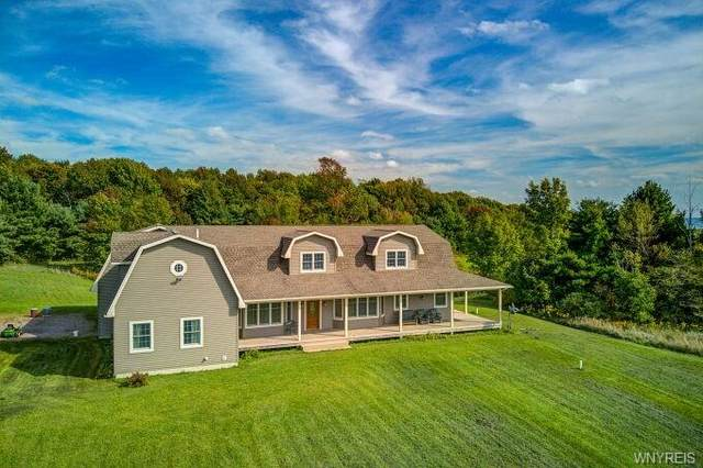 9721 Hill Road, Rushford, NY 14777 (MLS #B1361833) :: Serota Real Estate LLC