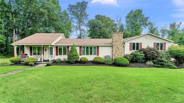 8226 Parkside Drive, Rushford, NY 14717 (MLS #B1362097) :: Serota Real Estate LLC