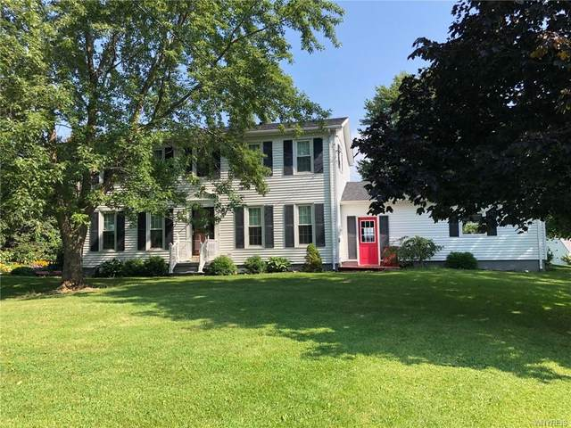 7460 State Route 20A, Perry, NY 14530 (MLS #B1362139) :: Serota Real Estate LLC