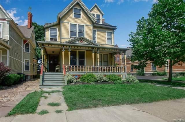 25 Saint Johns Place, Buffalo, NY 14201 (MLS #B1362326) :: BridgeView Real Estate