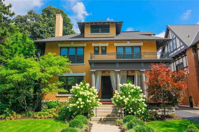 148 Soldiers Place, Buffalo, NY 14222 (MLS #B1362498) :: BridgeView Real Estate