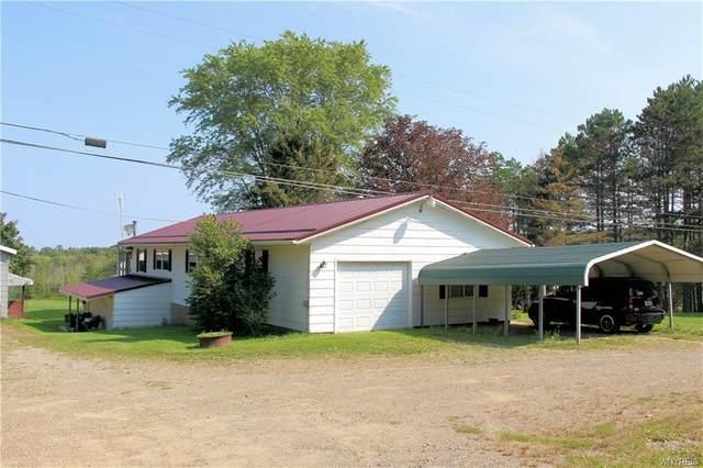 808 Route 39, Hanover, NY 14062 (MLS #B1363057) :: Serota Real Estate LLC