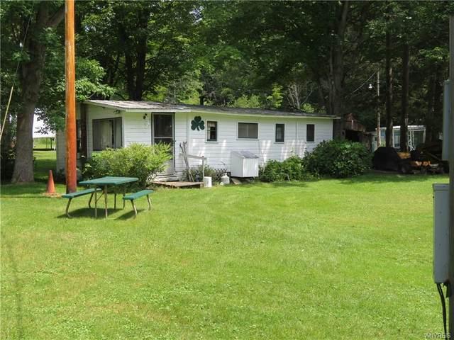 8529E Route 243 E, Rushford, NY 14777 (MLS #B1363121) :: Serota Real Estate LLC
