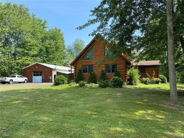 3861 Creek Road, Porter, NY 14174 (MLS #B1363125) :: TLC Real Estate LLC