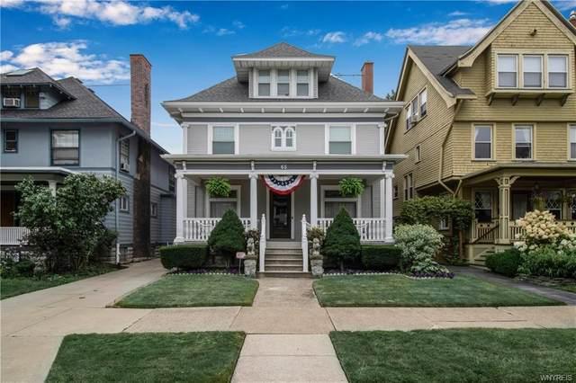65 Dorchester Road, Buffalo, NY 14222 (MLS #B1363398) :: BridgeView Real Estate