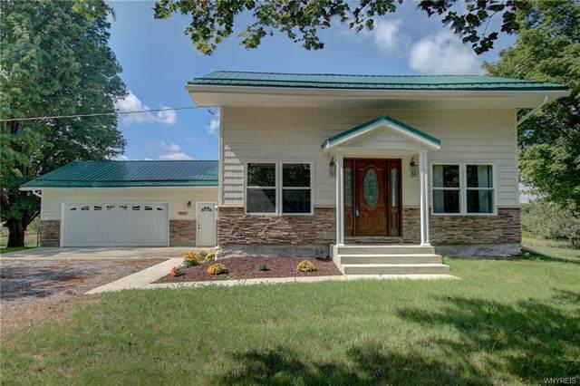 9970 Seward Rd, Alexander, NY 14005 (MLS #B1363595) :: BridgeView Real Estate