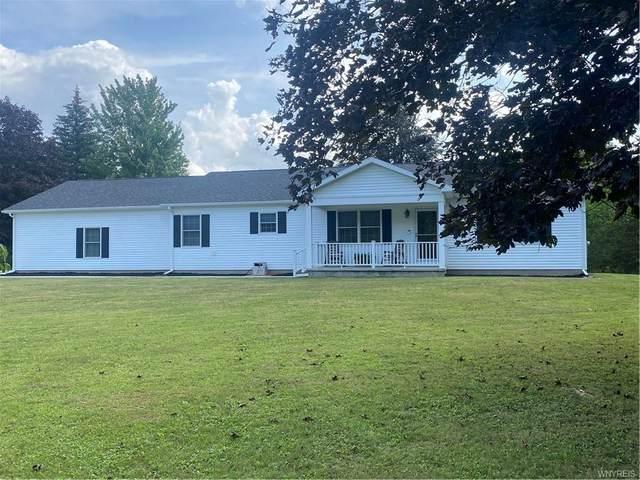 7324 Selden Road, Leroy, NY 14482 (MLS #B1363698) :: Serota Real Estate LLC