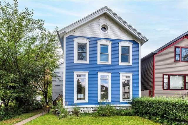 154 Prospect Avenue, Buffalo, NY 14201 (MLS #B1363703) :: TLC Real Estate LLC