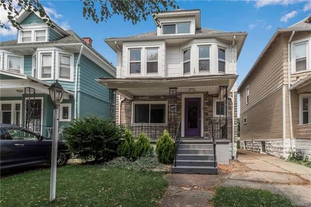 76 Blaine Avenue, Buffalo, NY 14208 (MLS #B1363790) :: Serota Real Estate LLC