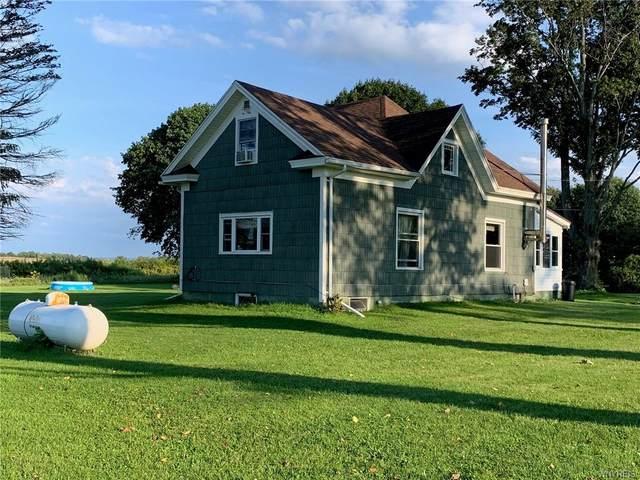 7847 Route 19, Pike, NY 14735 (MLS #B1363867) :: TLC Real Estate LLC
