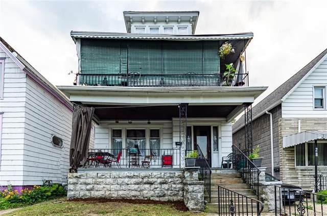 26 Abbottsford Place, Buffalo, NY 14213 (MLS #B1364072) :: BridgeView Real Estate