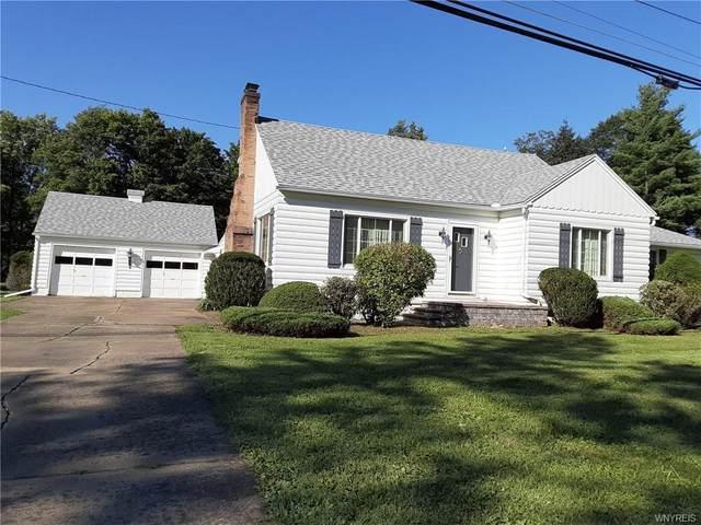 6074 Peth Road, Great Valley, NY 14741 (MLS #B1364231) :: BridgeView Real Estate