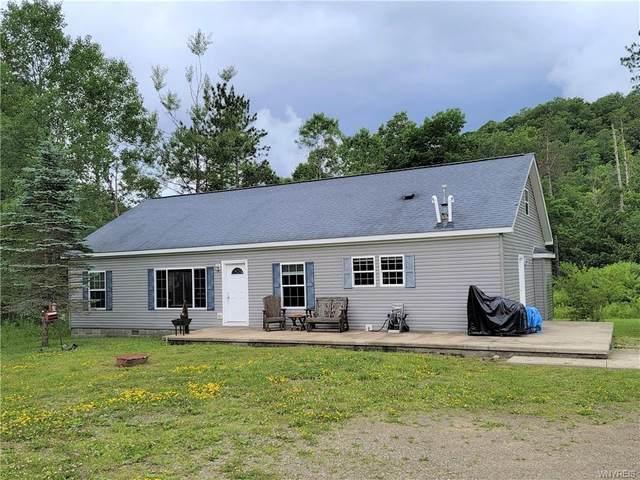 2061 Wolf Creek Road, Clarksville, NY 14727 (MLS #B1364251) :: BridgeView Real Estate