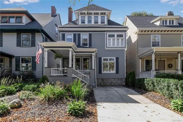 156 Highland Avenue, Buffalo, NY 14222 (MLS #B1364286) :: BridgeView Real Estate
