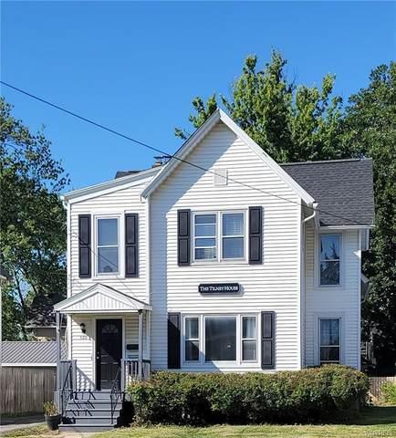 589 Walnut Street, Lockport-City, NY 14094 (MLS #B1364302) :: Avant Realty