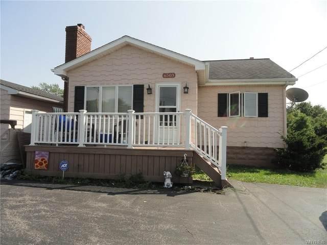 6503 W Britton Drive, Niagara, NY 14305 (MLS #B1364374) :: TLC Real Estate LLC