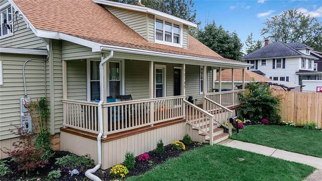 10765 Park Avenue, Clarence, NY 14031 (MLS #B1364388) :: Robert PiazzaPalotto Sold Team