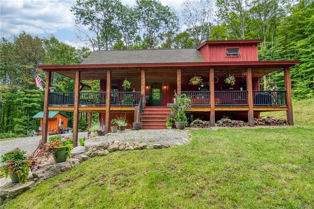 7061 Mill Valley Road, East Otto, NY 14729 (MLS #B1364404) :: TLC Real Estate LLC
