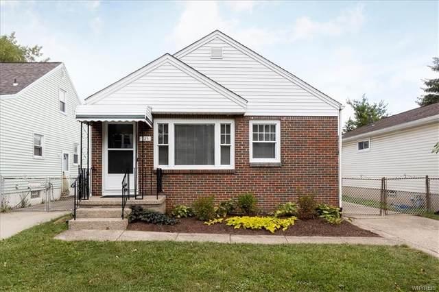 125 Brinton Street, Buffalo, NY 14214 (MLS #B1364484) :: BridgeView Real Estate