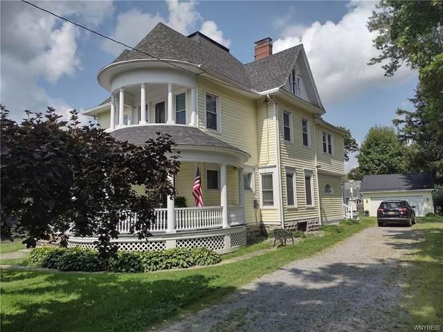 69 E Avenue Avenue, Attica, NY 14011 (MLS #B1364600) :: Serota Real Estate LLC