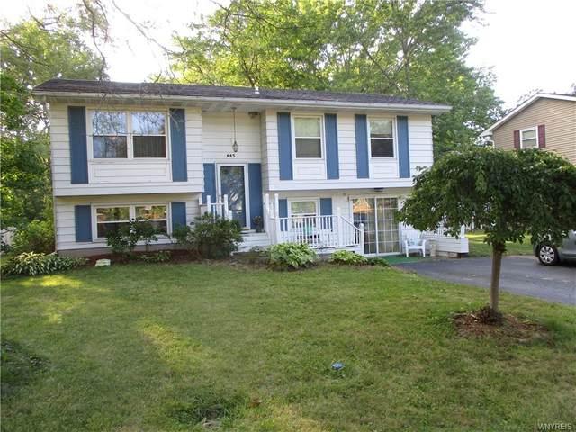 445 Baker Drive, Lewiston, NY 14092 (MLS #B1364726) :: TLC Real Estate LLC