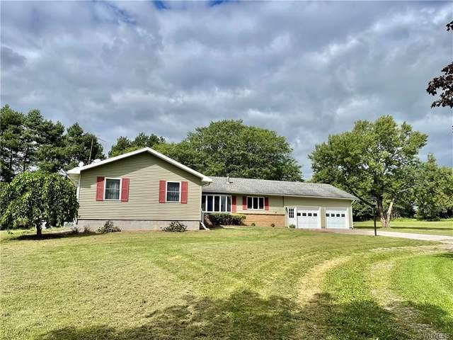 6369 Thwing Road, Stafford, NY 14482 (MLS #B1364750) :: Serota Real Estate LLC