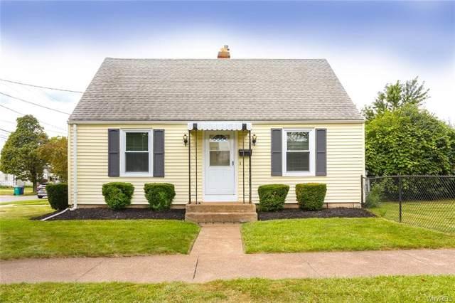 620 Saint Lawrence Avenue, Buffalo, NY 14216 (MLS #B1364763) :: BridgeView Real Estate