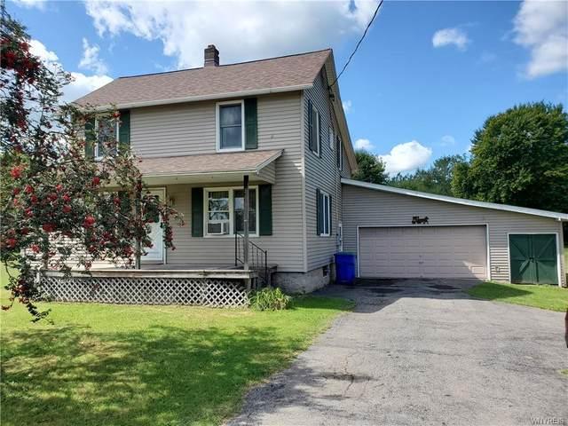 2660 Swett Road, Ridgeway, NY 14098 (MLS #B1364767) :: Serota Real Estate LLC