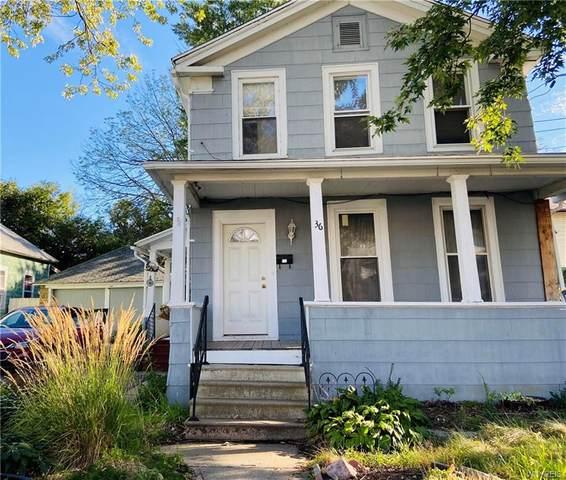 36 Orchard Street, Lockport-City, NY 14094 (MLS #B1364849) :: Avant Realty