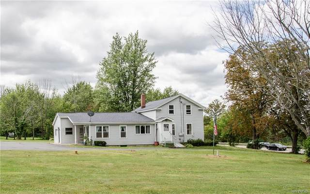 9115 Gowanda State Road, Eden, NY 14057 (MLS #B1364938) :: BridgeView Real Estate