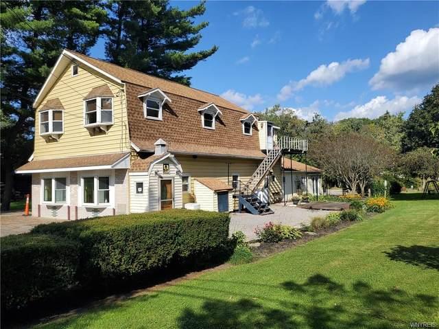 5363 Java Lake Road, Java, NY 14009 (MLS #B1364947) :: BridgeView Real Estate