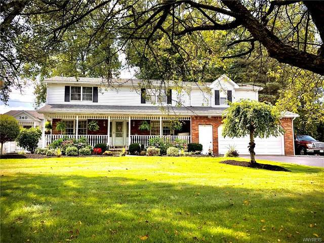 340 Town Line Road, Elma, NY 14059 (MLS #B1365048) :: BridgeView Real Estate