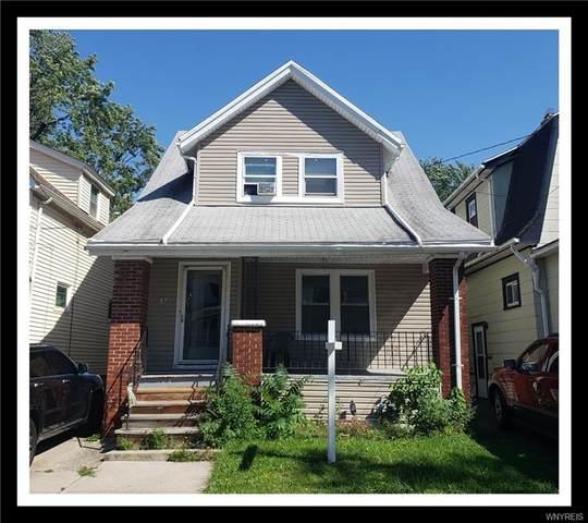 57 Montclair Avenue, Buffalo, NY 14215 (MLS #B1365090) :: BridgeView Real Estate